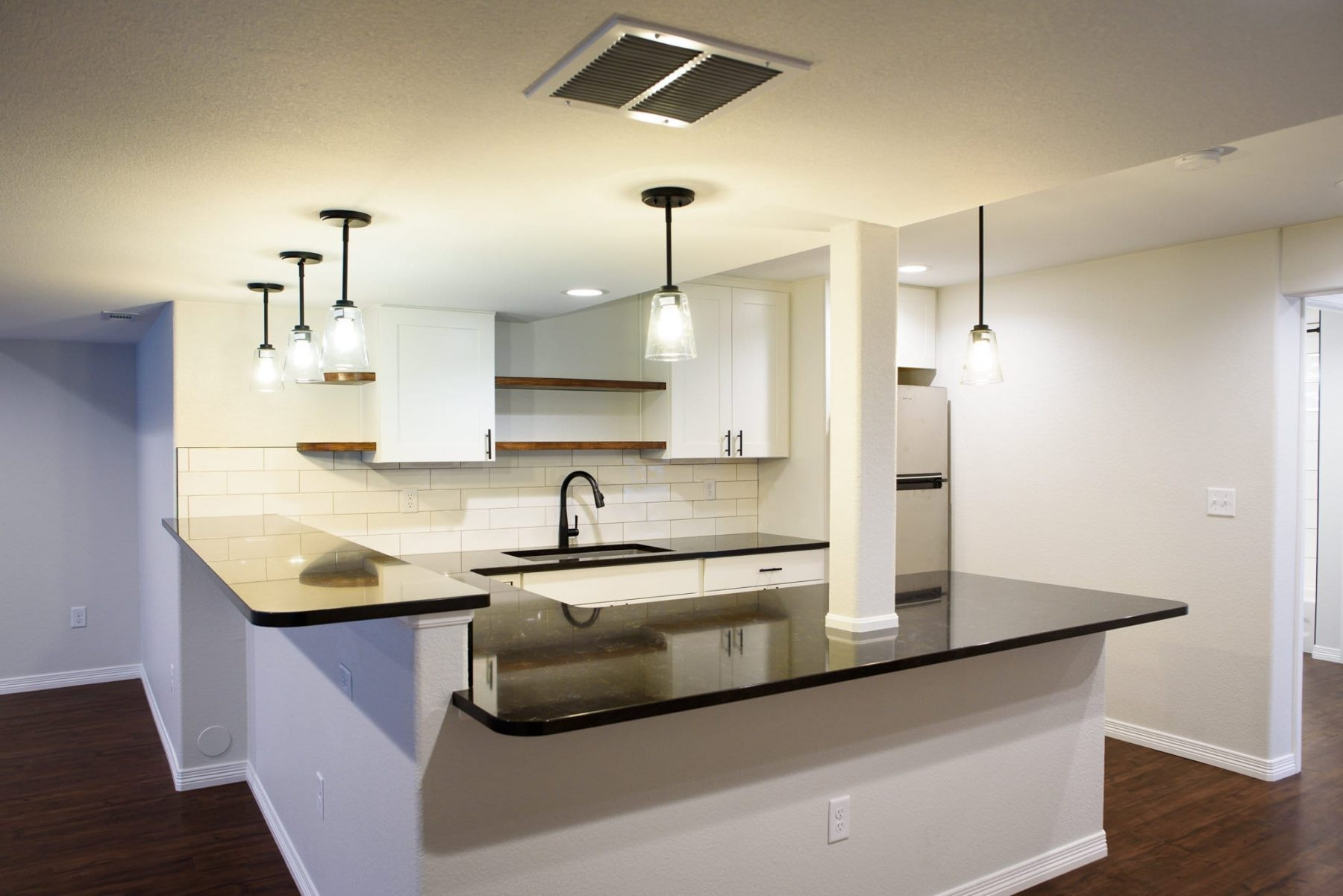basement kitchenette contractor colorado springs